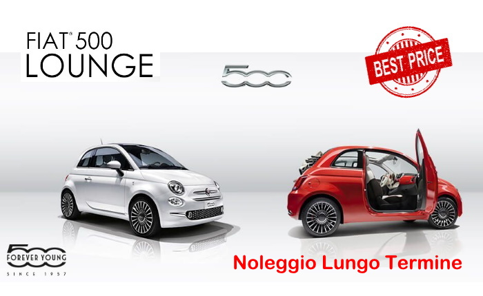 STOCK FIAT 500 – PROMO LIMITATA