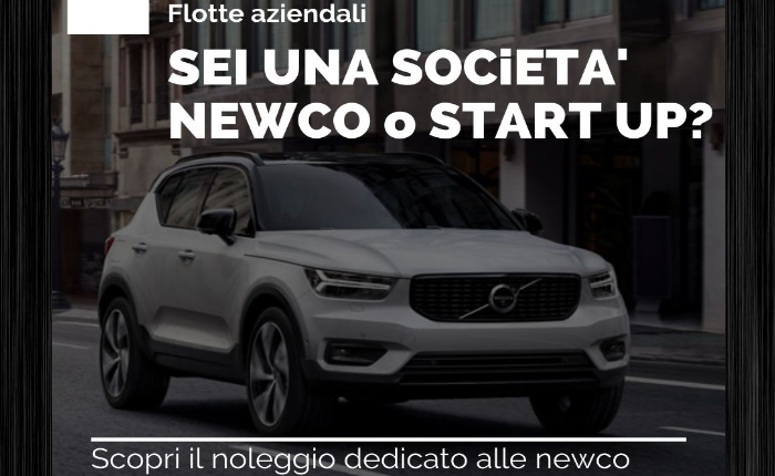 N Come NEWCO – NEW COMPANY